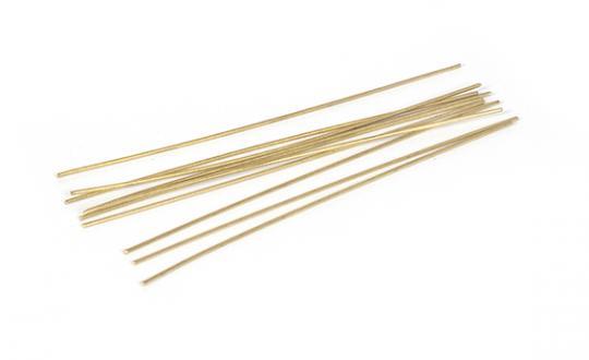 Brass Thread 1x100 mm