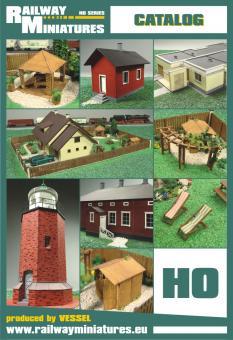 Railway Miniatures Katalog