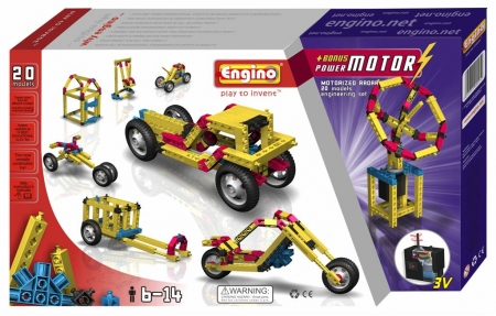 Engineering Set 20 Modelle