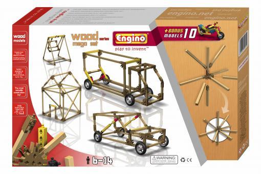 Holz Serie Mega Set