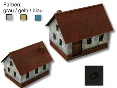Eigenheim (Haus II) für H0/TT