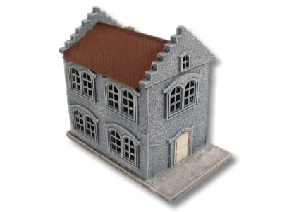 Haus III Spur 0