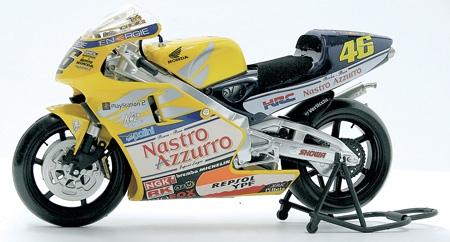 Honda NSR  500  V. Rossi (W.Champion 2001)