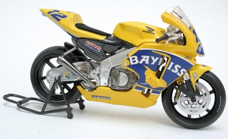 Honda RC 211V  Troy Bayliss (2005)