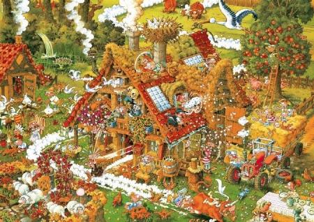 Ryba Funny Farm by Michael Ryba 1500 Teile