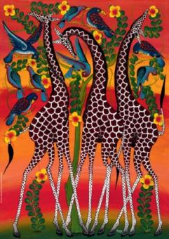 Tinga Giraffes by Tinga Tinga 1000 Teile