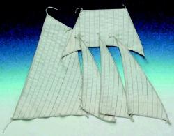 Segel für MV 58, H.M.S.Surpri
