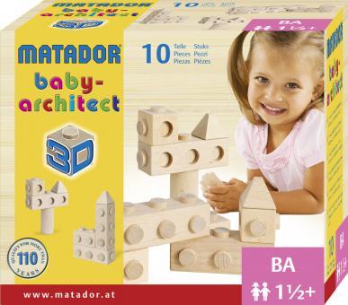 Matador Babyarchitekt 10