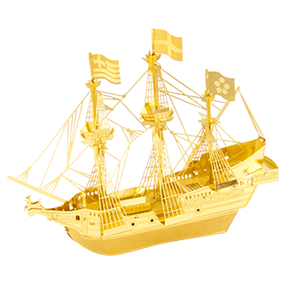 Gold Golden Hind