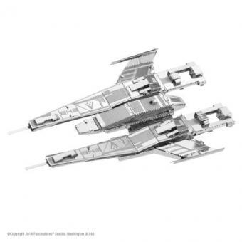 Mass Effect SX3 Alliance Fighter EOL