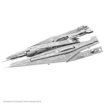 Mass Effect Turian Cruiser EOL