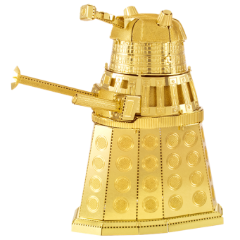 Doctor Who Gold Dalek