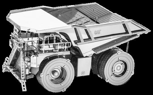 CAT Mining Truck