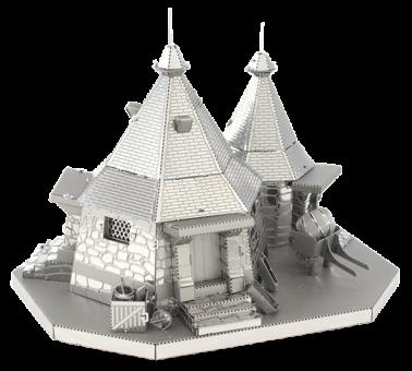 Harry Potter Rubeus Hagrid Hut