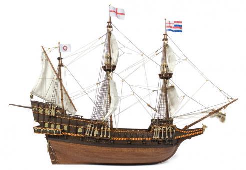 Golden Hind 1:85 Schiffsbausatz
