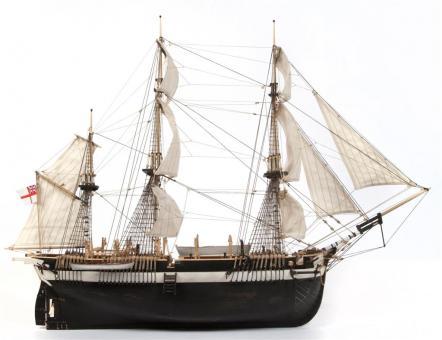 HMS Terror Schiffsbausatz