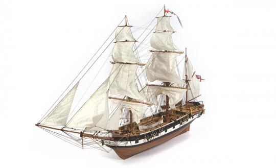 HMS Beagle Schiffsbausatz 1:60