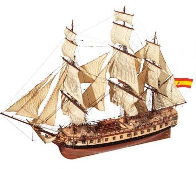 Diana 1:85 Schiffsbausatz