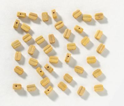 Blockrolle 20 Stk 5 mm