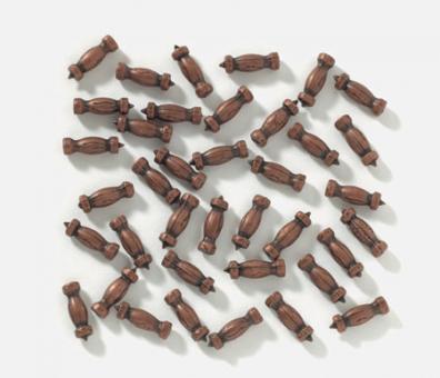 Metall Säule 10 mm 20 Stk