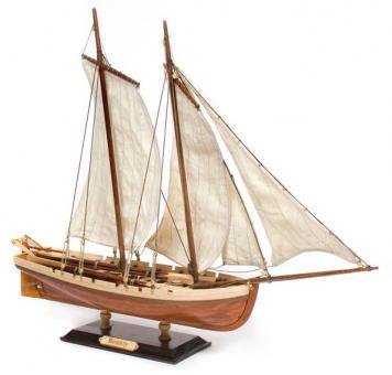 Bounty Auxiliary Boat