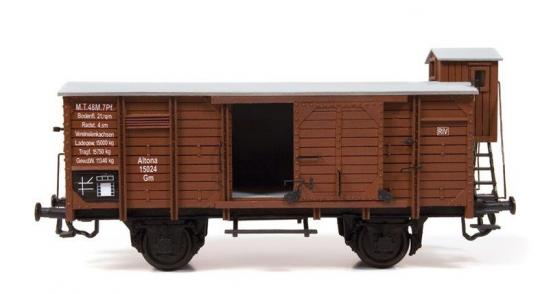 Freight Rail Wagon