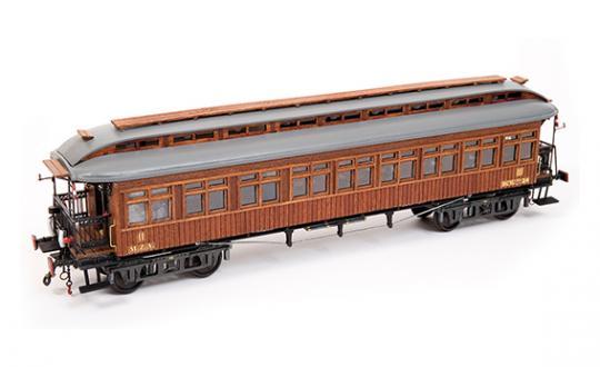 Passagier Wagon