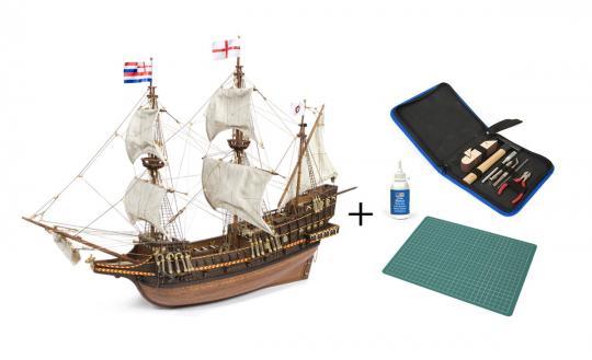 HMS Golden Hind Starter Pack