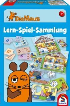 Die Maus, Lern-Spiel-Sammlung