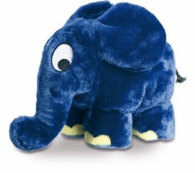 Die Sendung mit dem Elefanten, Elefant, 16x22 cm