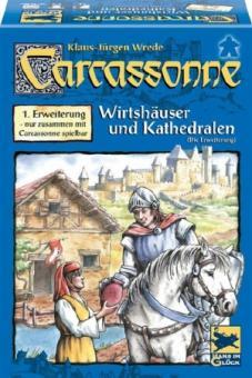Carcassonne, Wirtshäuser und Kathedralen (Erweiter