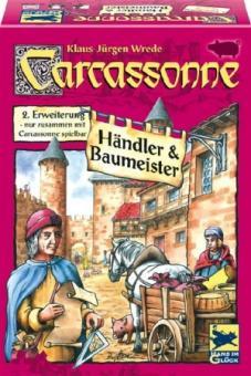 Carcassonne, Händler & Baumeister (Erweiterung II)