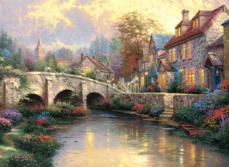 Bei der alten Brücke