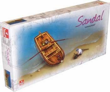 Sandal Fischerboot 1:12