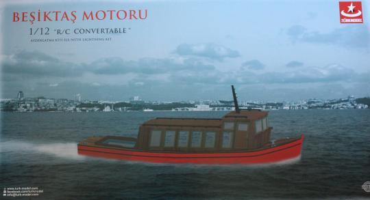 BESIKTAS MOTORU-R/C Convertable