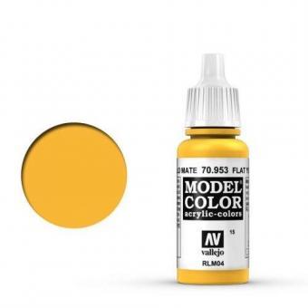 Vallejo Model Color Signalgelb (Flat Yellow)