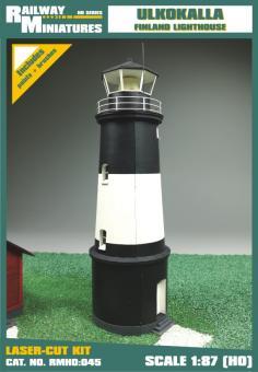 Ulkokalla Leuchtturm scale 1:87 (H0)