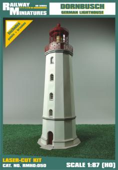 Dornbusch Lighthouse Leuchtturm scale 1:87 (H0)